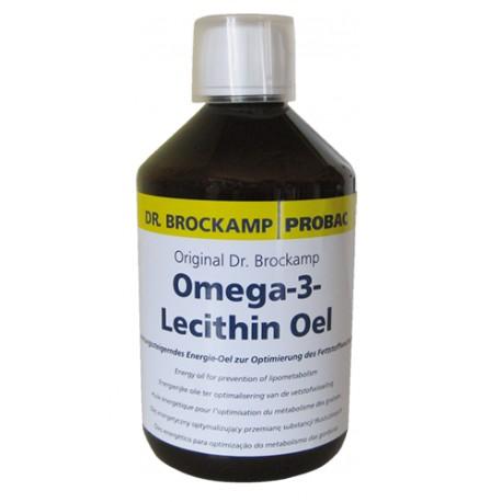 Omega-3-Lecithin Öl