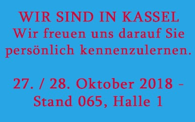 Wir sind in Kassel